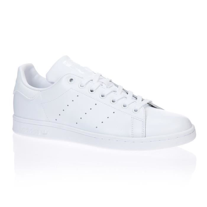 outlet store 69df1 9f242 ADIDAS Baskets Stan Smith - Homme - Blanc
