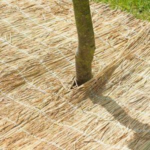 NATURE Paillon en paille de riz cousue