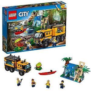 Livre 9 -12 ANS 60160 - City - Jeu De Construction - Le Laboratoir