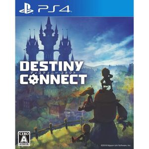 JEU PS4 Nippon Ichi Software Destiny Connect SONY PS4 PLAY