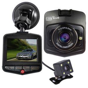 BOITE NOIRE VIDÉO Caméra de voiture GT300 double lentille Full HD 10