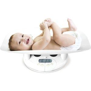 PÈSE-BÉBÉ DBB REMOND Pèse bébé électronique avec toise - Bla