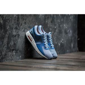 Nike Air Max Tavas Ltr 802611-400 Bleu Bleu foncé - Achat / Vente basket  - Soldes* dès le 27 juin ! Cdiscount