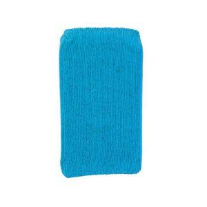 ÉPONGE VAISSELLE Eponge multi-usages microfibre - 19 x 11 cm - Bleu
