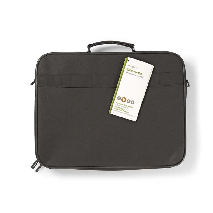 Sacoche pour Ordinateur Portable   Bandouliére   Pochettes de Rangement pour Accessoires   15-16\
