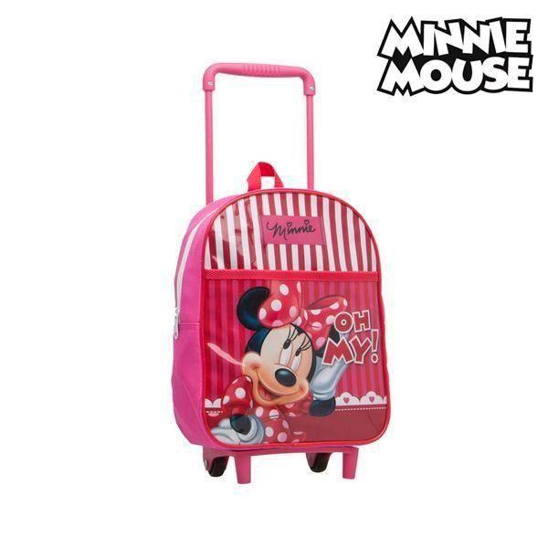 Cartable à roulettes Minnie Mouse 2700 - Achat   Vente cartable ... 2d8e6f5cdb35