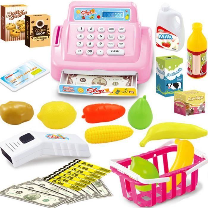 39ed6b10e1cc3 Jouet de la maison de l enfant Mini magasin kit de caisse ...