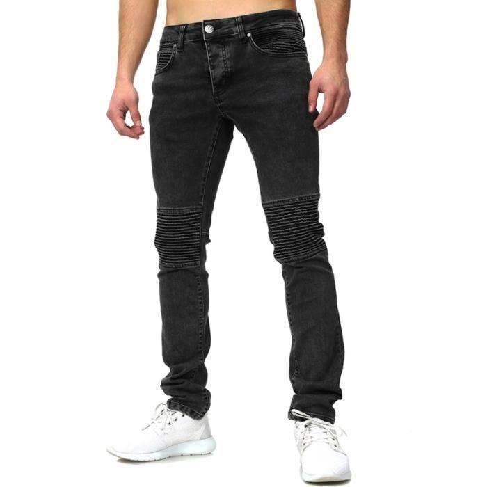 jeans semi slim homme jeans gris 509 gris achat vente. Black Bedroom Furniture Sets. Home Design Ideas