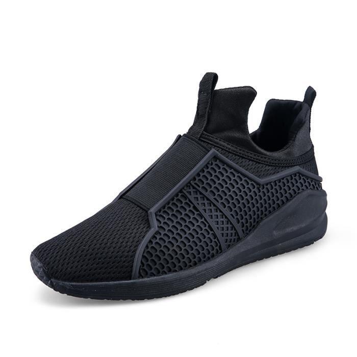 Baskets à hommes pour Chaussures décontractées de de respirantes sport pied Chaussures Chaussures de course course rwtqrY