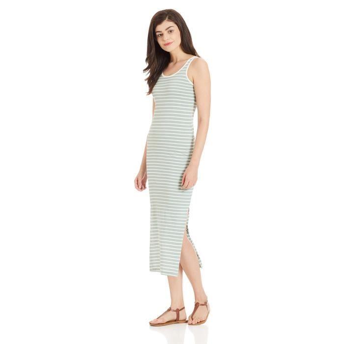 Vero Moda Body Cotton Women Dress Con IZD2J Taille-32