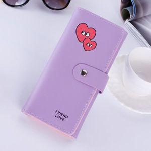 Accessoires Rose Rouge Blancho Bedding Sac de carte de crédit porte-monnaie avec 18 fentes de cartes