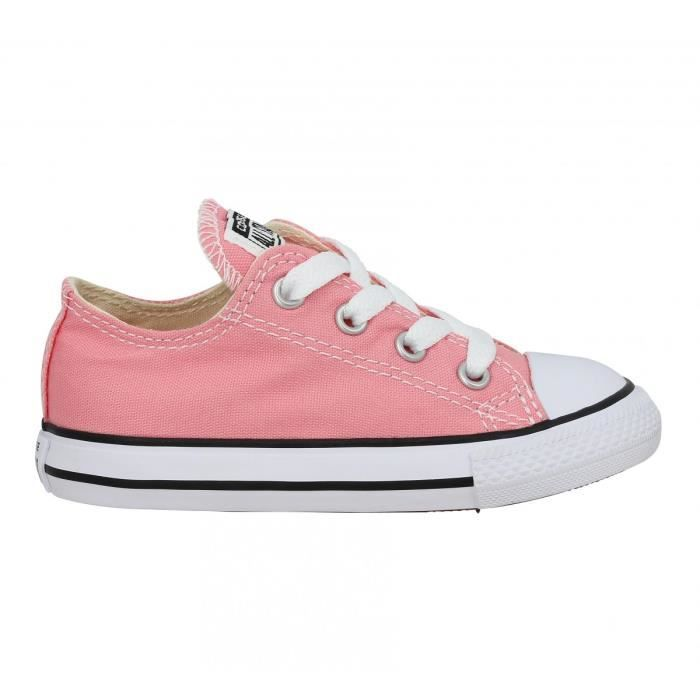 CONVERSE Chuck Taylor All Star toile Enfant-34-Pink