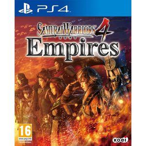 JEU PS4 Samurai Warriors 4 Empire Jeu PS4
