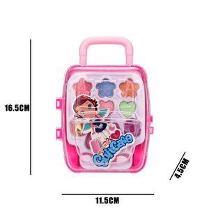 PALETTE DE MAQUILLAGE  Princesse de Girl Toy Pretend Deluxe palette de ma