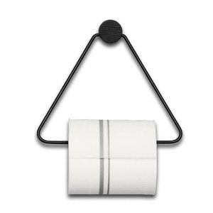 SERVITEUR WC Porte-papier Toilette Triangle Porte-serviettes en
