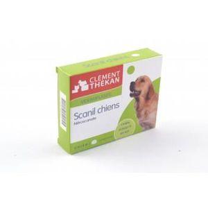 ANTIPARASITAIRE SCANIL Comprimés vermifuges pour chien B/4