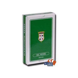 CARTES DE JEU Dal Negro ST MARCO - Jeu de 54 cartes 100% plastiq