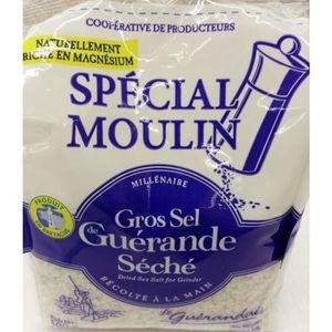 60ea1da7ae85 SEL Moulin   Cuisson Gros sel de guérande séché