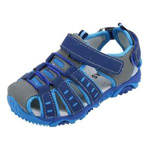 b7a938d768a97 SANDALE - NU-PIEDS Enfants Chaussures enfants Garçon Fille bout fermé