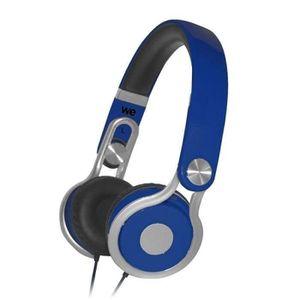 CASQUE - ÉCOUTEURS WE Casque audio pour enfant - Bleu