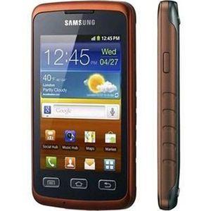 SMARTPHONE SAMSUNG S5690 BLACK/ORANGE