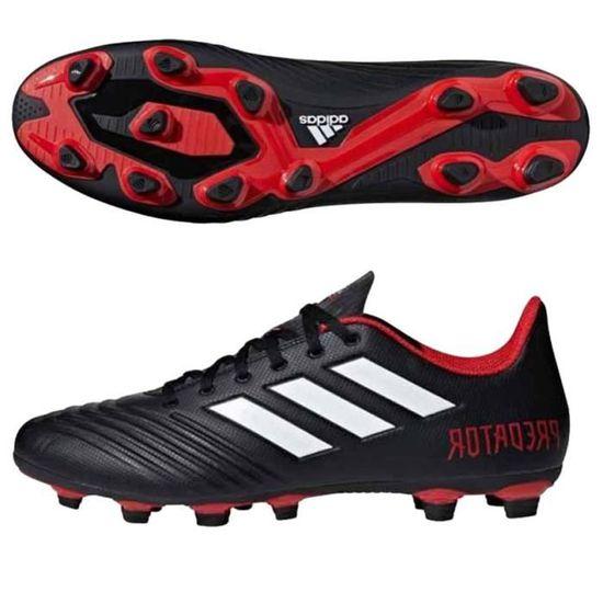 58e46f18364 Chaussures Fg Adidas Pas Cher Prix Noir 18 4 Cdiscount Predator fBgqwxf4U