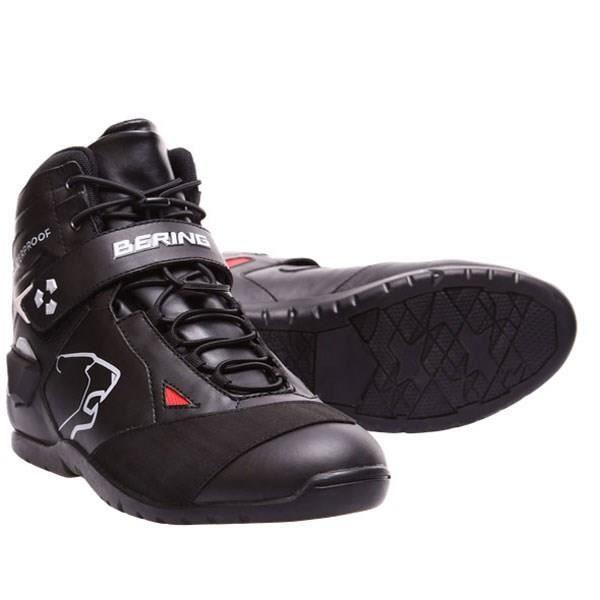 BERING Chaussures Moto Plasma - Insert 100% Etanche