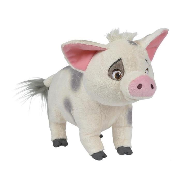 Peluche pua le cochon de vaiana 25 cm achat vente - Le cochon de toy story ...
