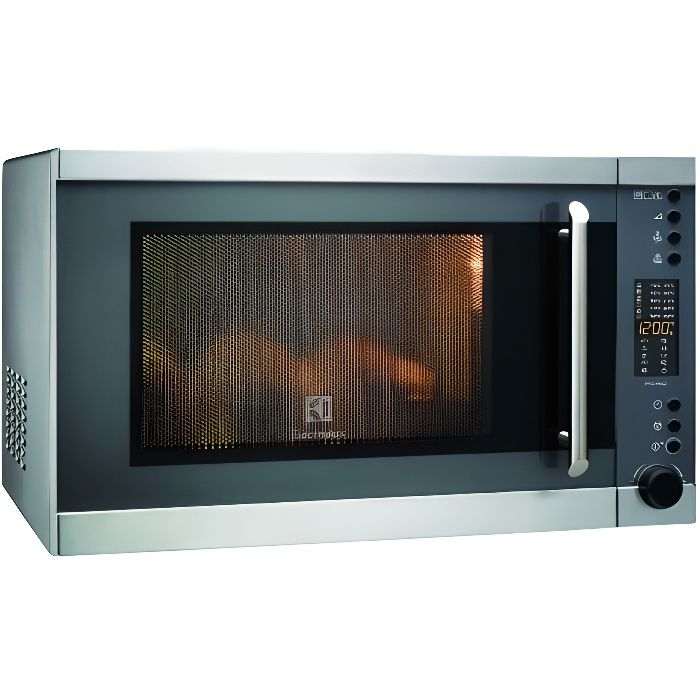 MICRO-ONDES ELECTROLUX EMS30400OX - Micro-ondes - 27,6L - 900W