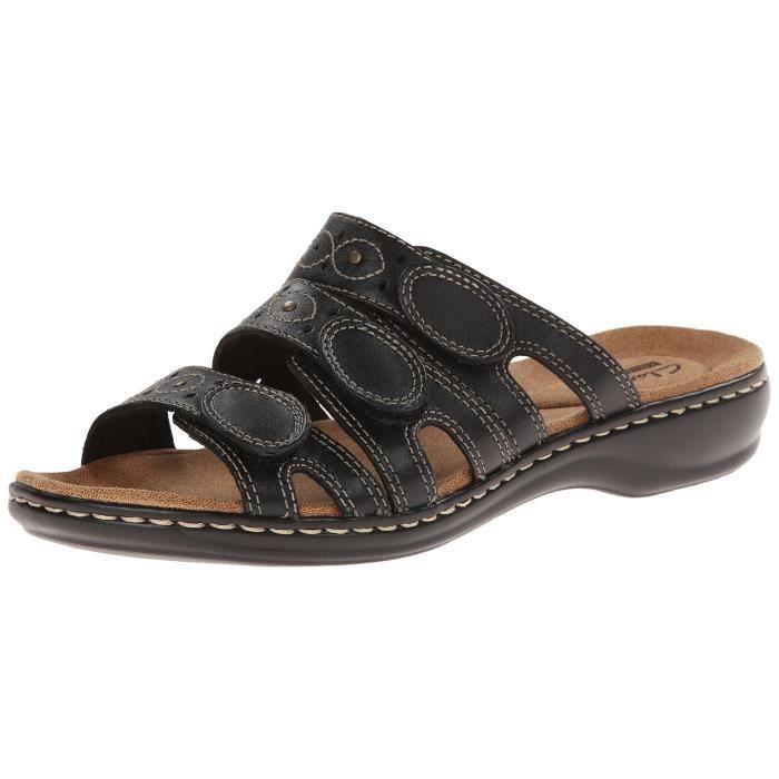Clarks Sandale à glissière de cisailles leisa pour femme HYUQR