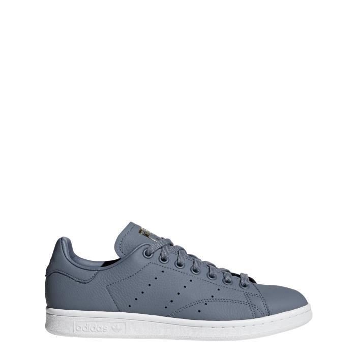 tout neuf bf7c6 03032 ADIDAS STAN SMITH W - CG6016 - AGE - ADULTE, COULEUR - GRIS, GENRE - FEMME,  TAILLE - 40