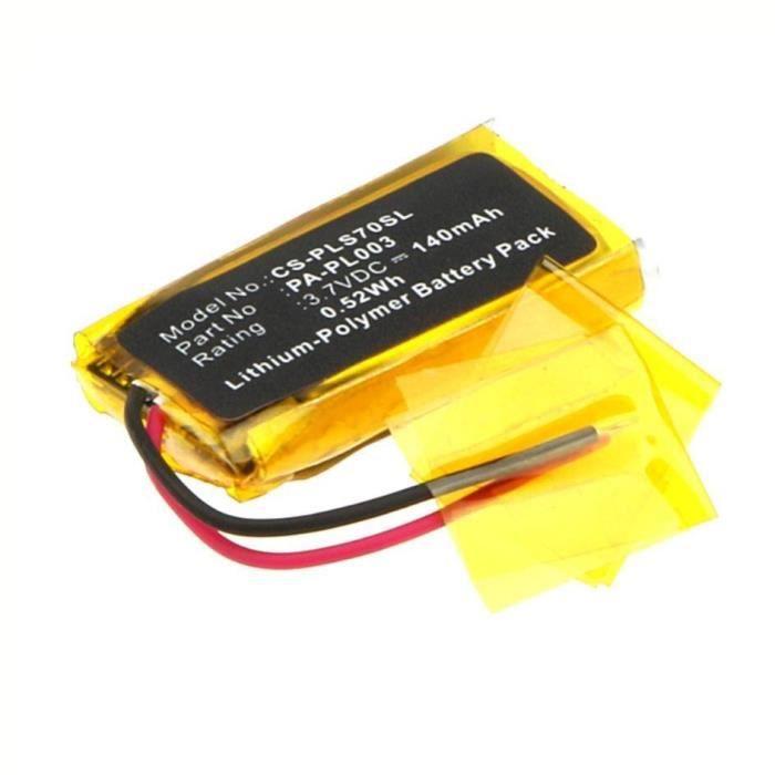 Dictaphone - Magnetophone Batterie Casque Sans Fil Plantronics Voyager Pro Uc