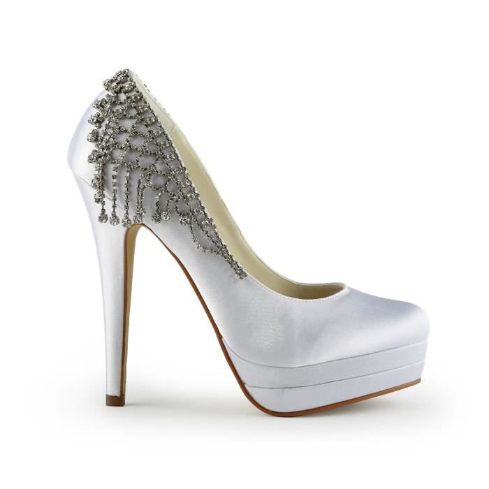 Jia Jia Wedding 40932 chaussures de mariée mariage Escarpins pour femme yWete7yRp