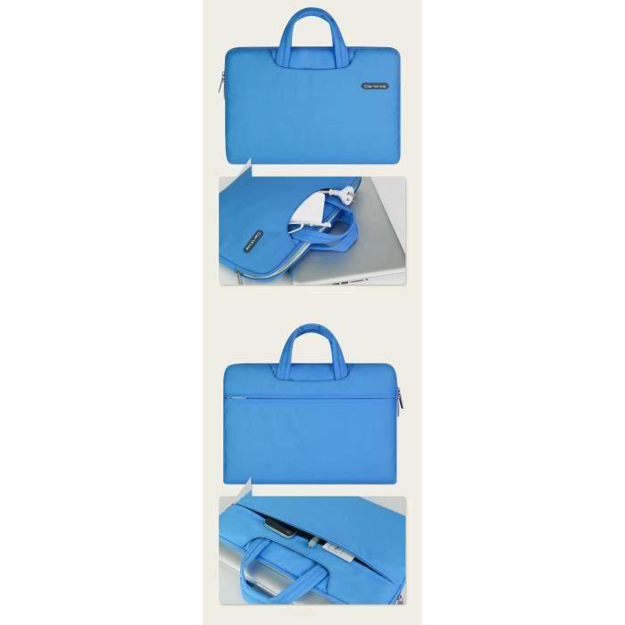 Housse Sac Laptops Inch En 11 Cuir Pour Tapis À Azur Souris Protection Accessoires 6 De qXanwxx