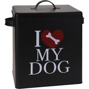 Boîte aliment pour animaux 25x20x30 cm