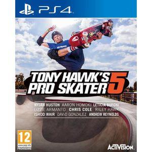 JEU PS4 Tony Hawk's Pro Skater 5 Jeu PS4