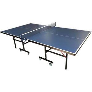 TABLE TENNIS DE TABLE Tennis de Table Pliant Ping Pong Neuf PROFESSIONNE