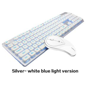 PACK CLAVIER - SOURIS Pack clavier et souris Gamer Clavier RGB touches s