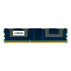 MÉMOIRE RAM Crucial DDR3L 32 Go 1600 MHz CL11 QR X4 - RAM DDR3