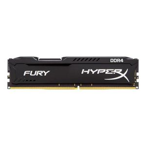 MÉMOIRE RAM HYPERX Mémoire PC FURY Black- 16Go - DDR4 - 2666MH