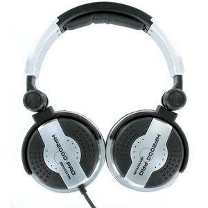 CASQUE - ÉCOUTEURS Casque DJ HP2000PRO