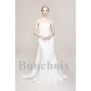 96c45b7ce4a ROBE DE MARIÉE Robe de Mariée Mariage Cérémonie Femme Longues Bus