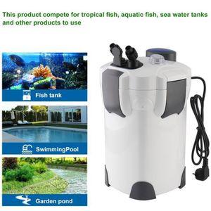 FILTRATION - POMPE Filtre extérieur 35w pour aquarium débit 1400L- h