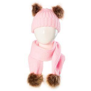 1a88762c6fd ECHARPE - FOULARD Bébés garçons filles tricot bonnet écharpe laine l