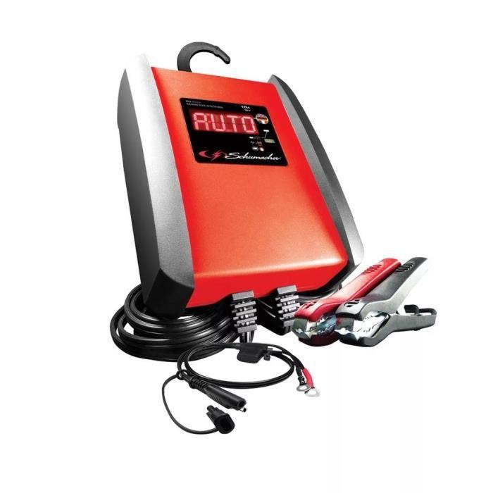 CHARGEUR DE BATTERIE P106 Schumacher Chargeur automatique de batteries