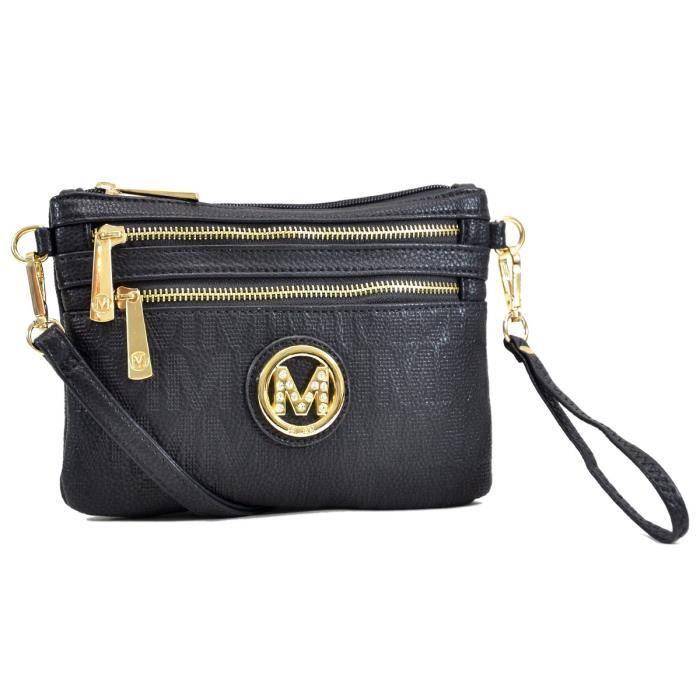 3 1 Sacs de Crossbody Pour Wristlet Lightweight Messenger Pochette Wallet D0JLU