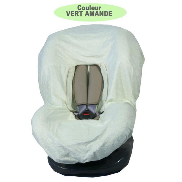 886bace49a0a Housse de siège auto bébé viscose de bambou - EP2 - Achat   Vente ...