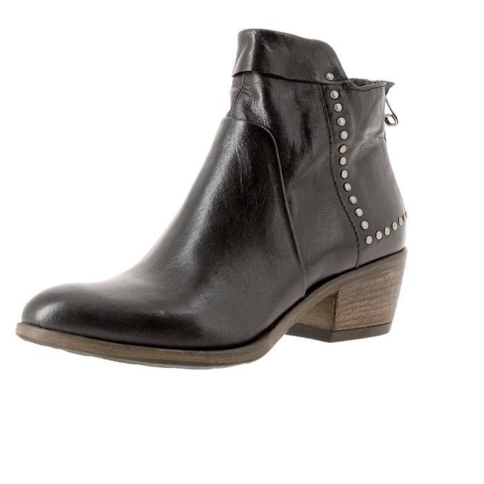 Noir Bottines Achat Low 284202 Boots Femme Mjus 35Ac4jRLq