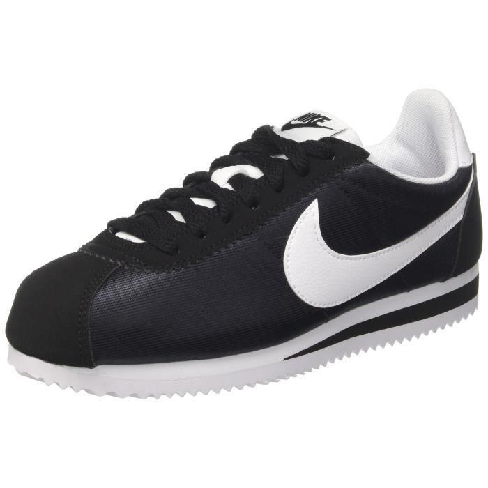 finest selection ffafc e7a01 Nike chaussures de course classiques en nylon Cortez pour femmes 3V9FIG  Taille-39