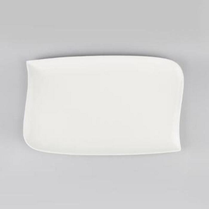 assiette plate rectangulaire achat vente pas cher. Black Bedroom Furniture Sets. Home Design Ideas